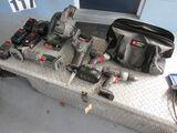 Porter Cable 18V cordless tool kit with bag