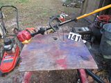 Toro long shot pole chain saw