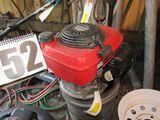 Honda 6hp vertical shaft engine for mower