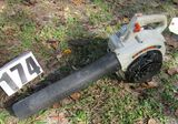 gas powered blower