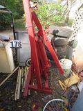 cherry picker engine hoist