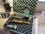 black powder pistol kit