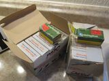 boxes of 50 count 22 cal high velocity cartridges