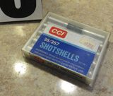 box of 10 cartridges 9 shot 38 special