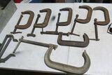 Wilton C clamps (5) 6