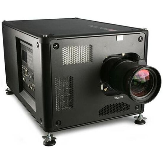 Barco HDF-W20 FLEX 20K lumins Projector with rigging frame, clamps,  case and lens