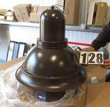 Beacon Urban cast aluminum bell shaped hanging EDD street light 24 inch diameter