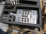"Beacon Matrix Adjustable angle base LED area light 23"" x 16 1/2"" (set up for show display)"