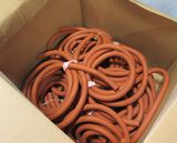 """box of 1"""" solid rubber tube gasket seals in rolls"""