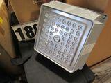 """Beacon Endura LED square light complete kit 12"""" square"""