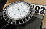 Beacon Celing Mount LED light in case set up for tradeshow display 11.5 diameter