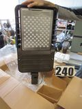 "Beacon Viper brown LED light adjustable angle 16""x24"" fits  2 ½"" post"