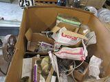 gaylord box of sealers and caulk