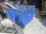 54x38 laundry carts