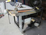 Rubbermaid warehouse utility cart