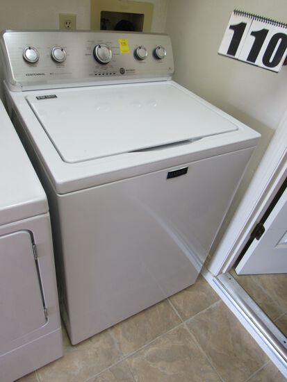 Maytag top load Centennial washing machine