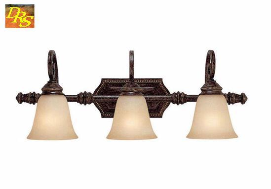 Capital Lighting mod 1523CB-287 3 light vanity