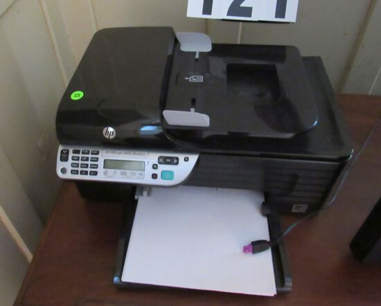 HP 3 in 1 printer wifi connection
