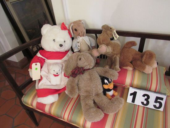 plush toy doll collection