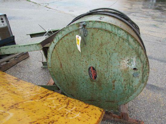 heated welding rod cabinet