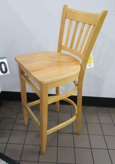 heavy duty bar stools with backs