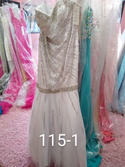 Partytime formal gowns for prom, pageants, & more. Size 0 ,2,& 4