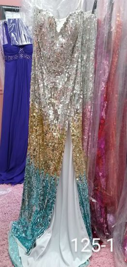 Primavera designer sequin gowns Size 0,2, & 4 for formal occasions. Perfect for prom, homecoming, co