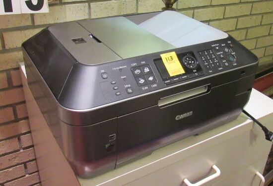 Canon all in one 870 printer