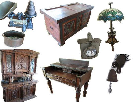 Estate Antiques and Home Furnishings