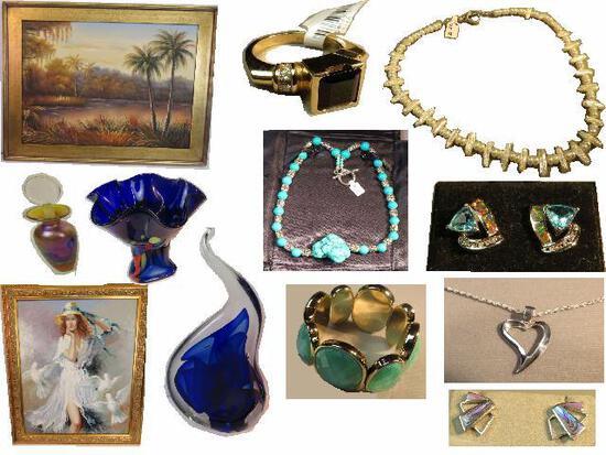 Liquidation of BS Designs Jewelry Store & Gallery
