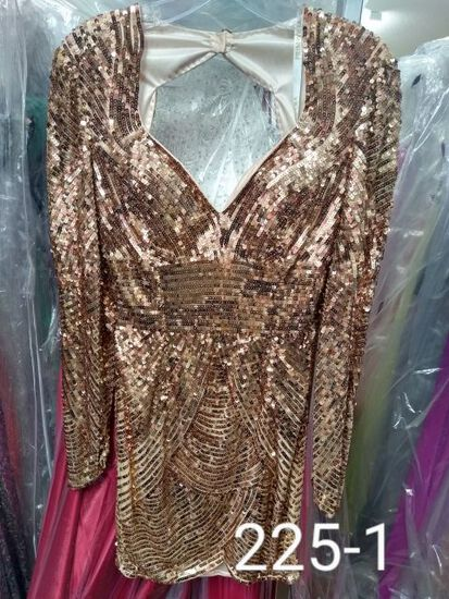 Primavera Formals, Sequin Short Dresses soze 0 to 8  for Evening. Great for Prom, Homecoming, Cockta