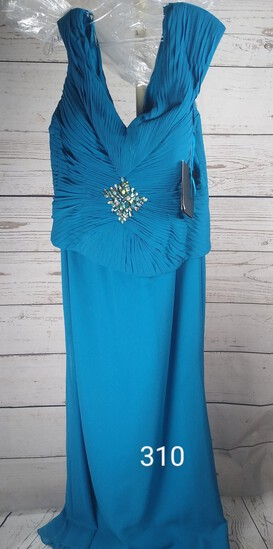 VM Collection - long formal gowns for receptions, balls, events, mother of the bride,. Size 12 to 18