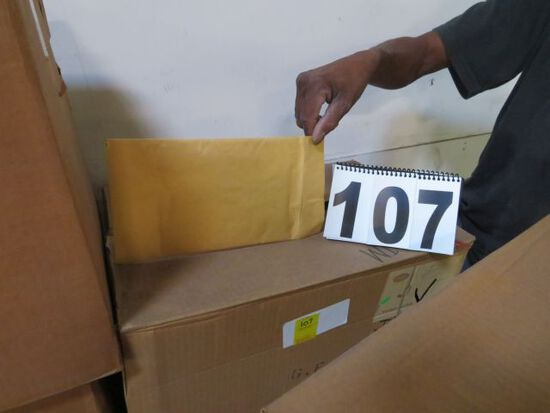 case envelope mailers size 4  250 count