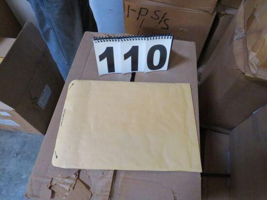case of simple seal bubble mailer #2   100 per box