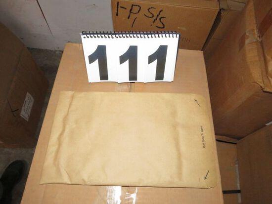 case #1 simple seal bubble mailer 100 per box