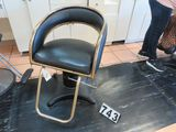 hydraulic up and down beauty shop chairs