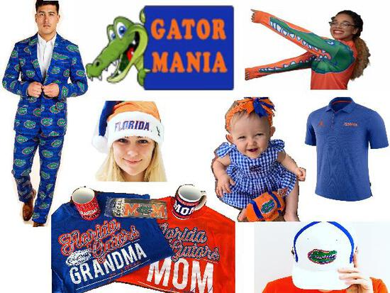 Gator Mania Store Liquidation