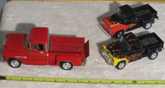 Collectible Toy Trucks