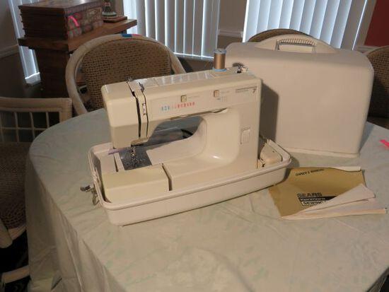 Kenmore 7 sewing machine
