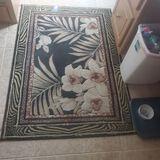 3x5 throw rug  matches 101