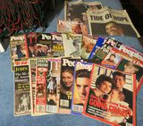 collectible magazines & newspapers