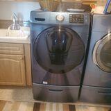 Samsung VRT Plus washing machine