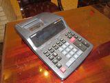 Casio DR210TM desk top calculator