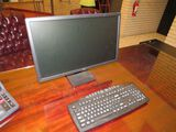 Dell XPS computer with keyboard and 17