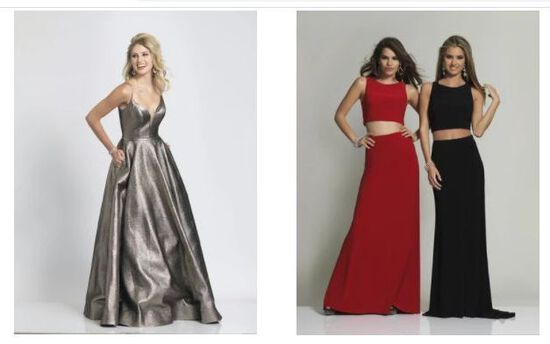 Liquidation of Holly's Special Occasion Dresses