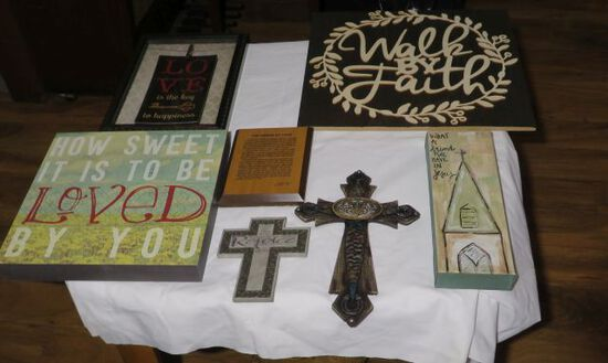 Inspirational signs and crosses (5)