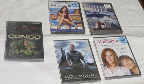 (5) DVDS