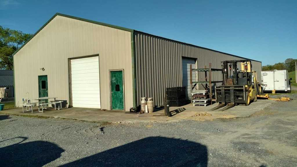 S & S Millwright Absolute Real Estate Auction
