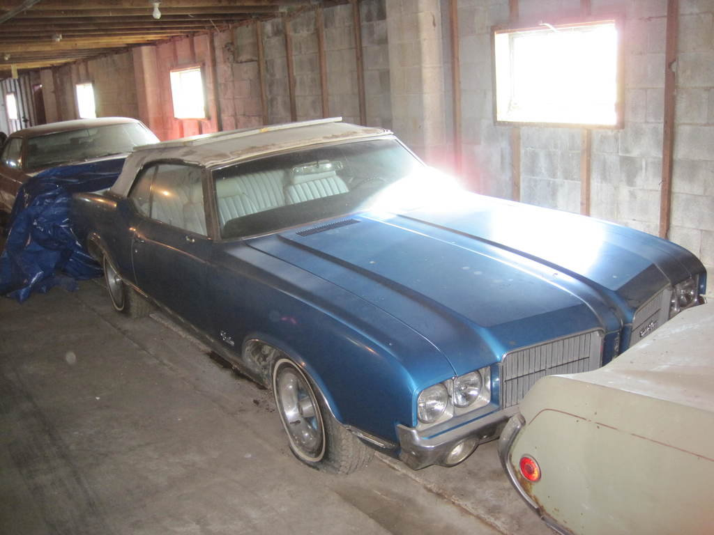 1971 Oldsmobile Cutlass Supreme Parts | Collector Cars Classic
