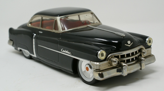 Cadillac pull/ friction toy car